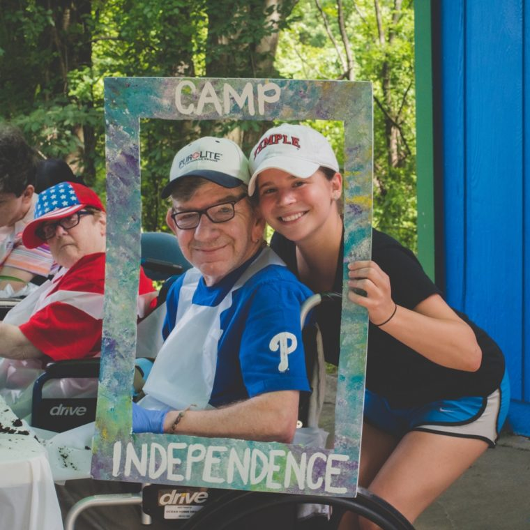 Camp Independence Einstein